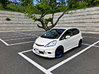 HONDA FIT RS GE8 5MT TYPE R ギャラリー ( 2013/08/04_01 )