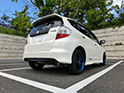 HONDA FIT RS GE8 5MT TYPE R ギャラリー ( 2010/05/12 )