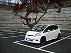 HONDA FIT RS GE8 5MT TYPE R ギャラリー ( 2010/11/27 )